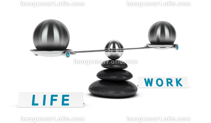 Work and Life Balance Dichotomyの販売画像