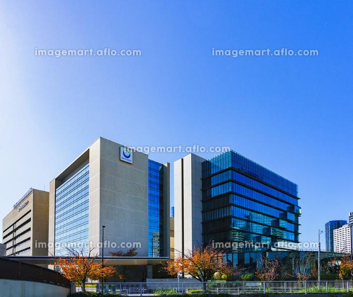 第一三共株式会社品川研究開発センター (被写体の敷地外から外観を撮影しています)の販売画像
