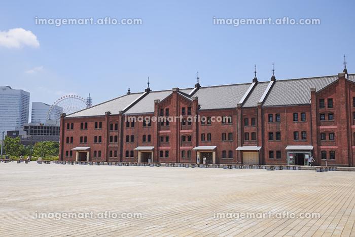 神奈川県 横浜市 横浜赤レンガ倉庫の販売画像