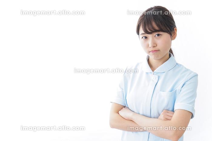 看護師・怒りの販売画像