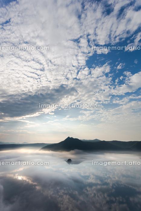 日本の北海道東部にある阿寒摩周国立公園・7月の販売画像