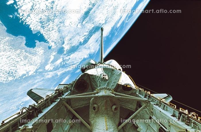 スペースシャトルの荷物置場の販売画像