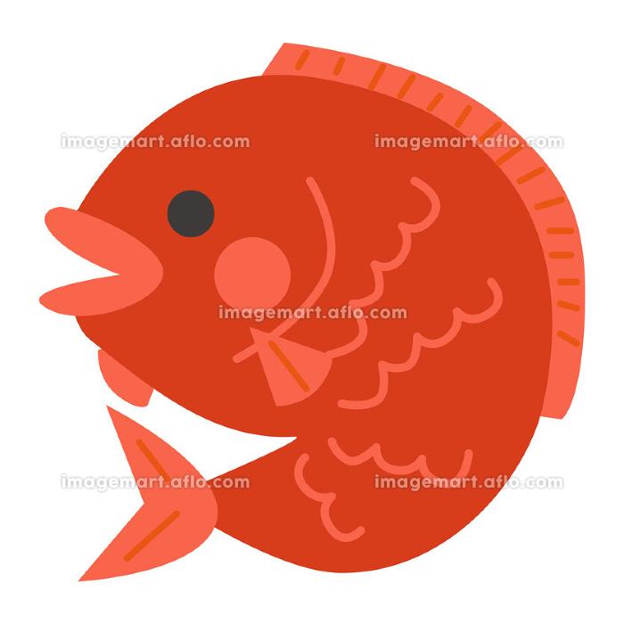 日本文化素材 / 縁起物鯛の販売画像