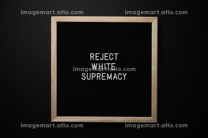 Black Lives Matter Protest Sign on a black background , Boise, ID, United Statesの販売画像