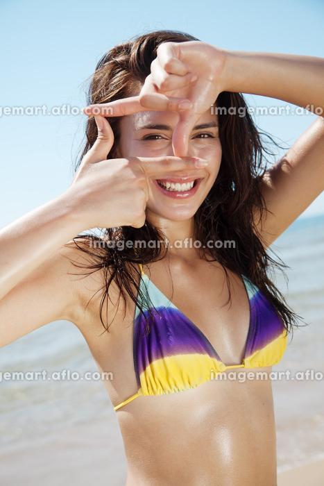 笑顔 リラックス 休日の販売画像