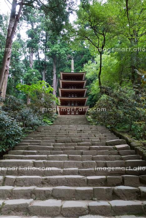 室生寺 (奈良県宇陀市 2012/08/29撮影)の販売画像