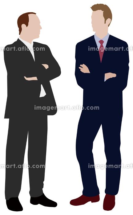 人物全身シルエット ベクターイラストセット(日常生活・シチュエーション)の販売画像