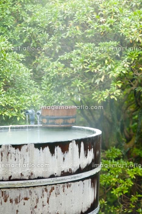 乳湯樽の露天風呂