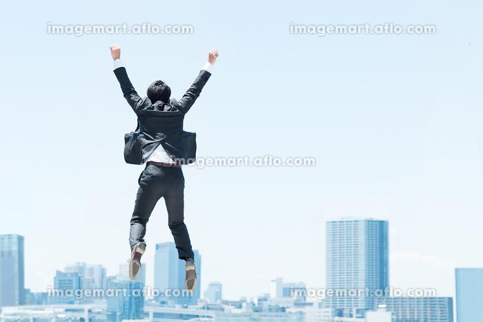 ビジネスイメージ(上昇・勢い・飛翔)の販売画像