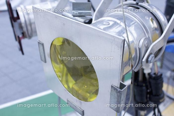 イベント会場の照明器具とゼラチンフィルターの販売画像