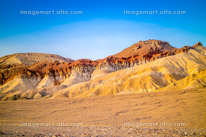 Mountain Ridges in Death Valley National Parkの販売画像