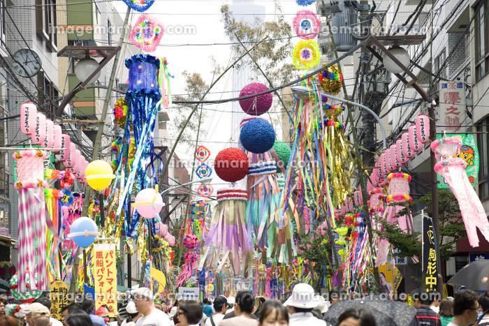 下町七夕祭りの販売画像