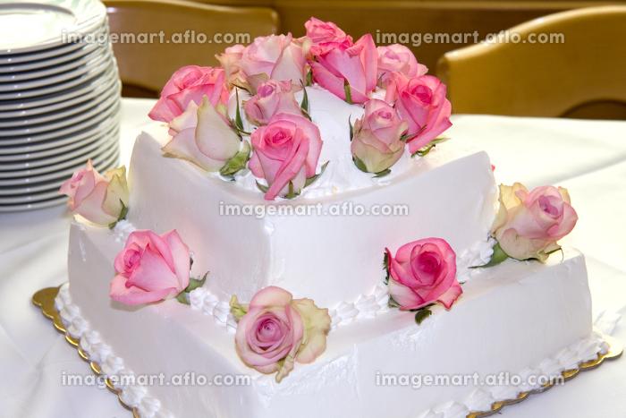 wedding cakeの販売画像