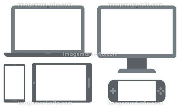 パソコン タブレット ゲーム機 セットの販売画像