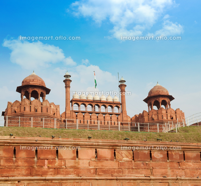 The Red Fort Delhi Indiaの販売画像