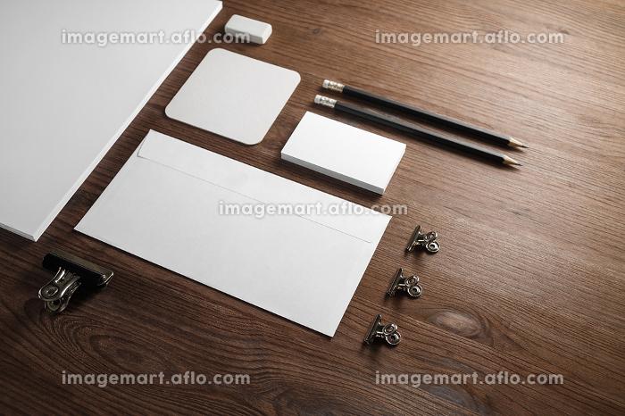 Blank stationery setの販売画像