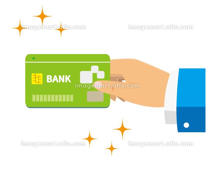 クレジットカードの販売画像
