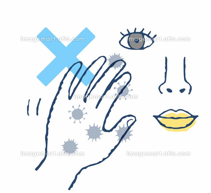 手のばい菌 感染症