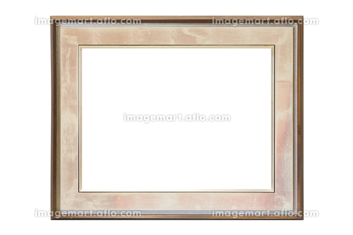 絵画の額(フレーム以外は完全な白)の販売画像