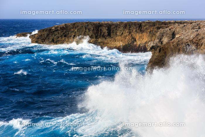 日本の最南端、沖縄県波照間島・最南端の地の販売画像