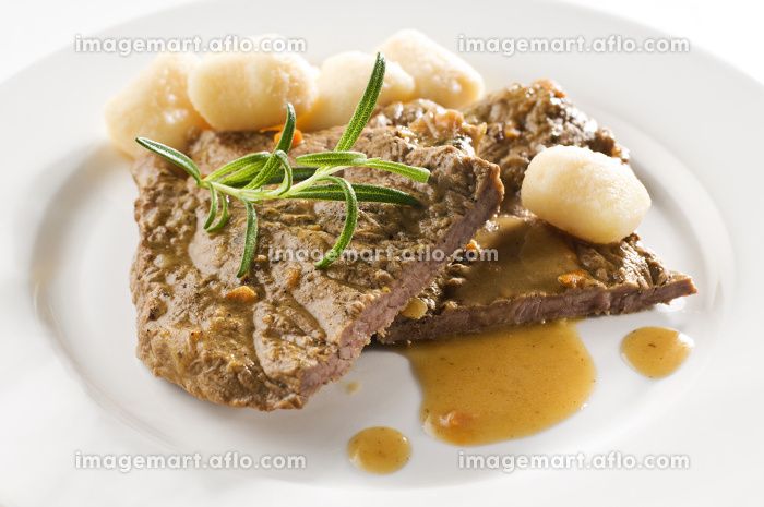 食べ物 皿 ステーキの販売画像