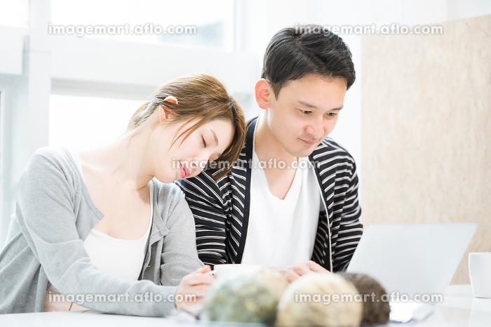在宅・仕事・夫婦の販売画像