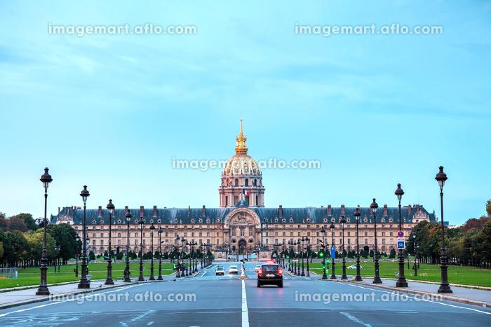 イル・ド・フランス地域圏 都市 街の販売画像
