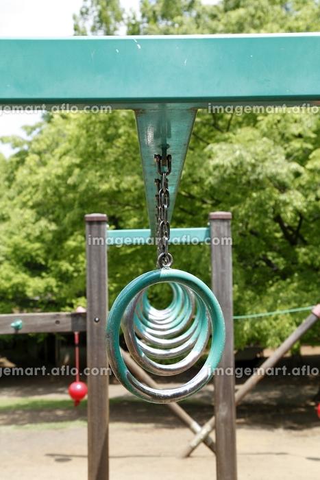 公園の遊具の販売画像