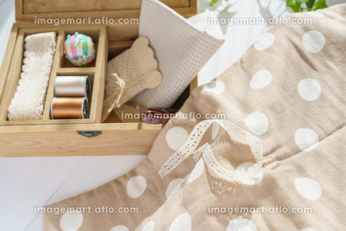 裁縫セットの販売画像