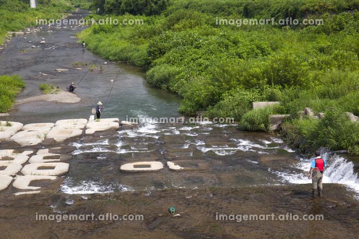 川釣りの販売画像