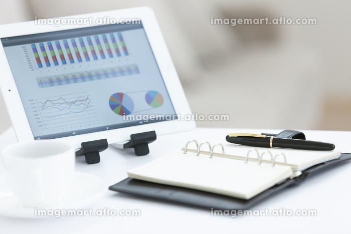 ビジネスデスクイメージの販売画像
