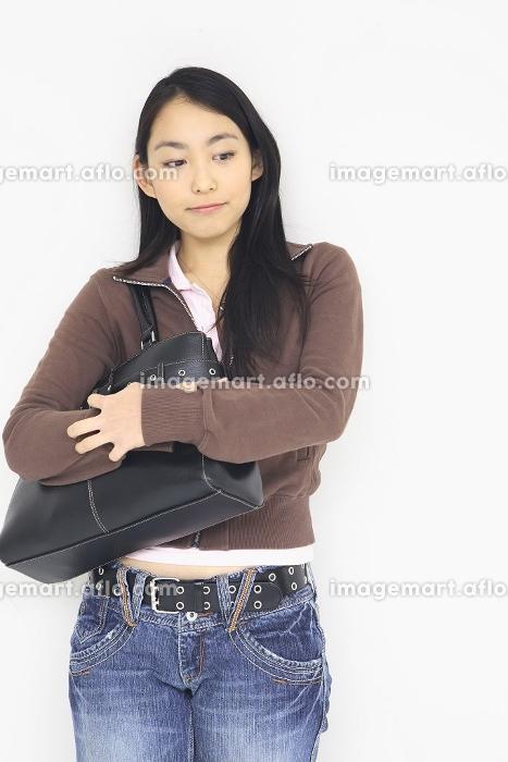 女子大学生ポートレートの販売画像