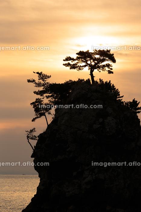 四国、11月の小豆島 香川・日本の販売画像