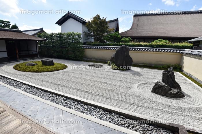 龍源院 庭園・一枝坦 京都市北区紫野の販売画像