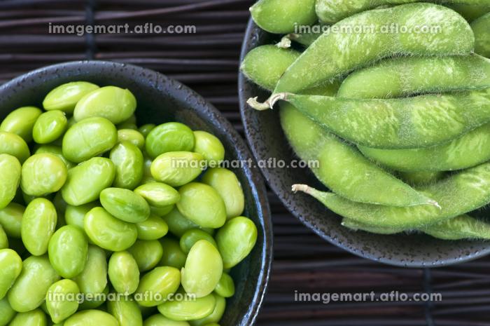 枝豆の販売画像