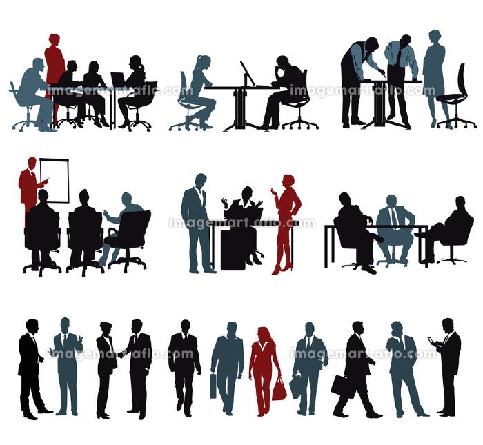 office staffの販売画像
