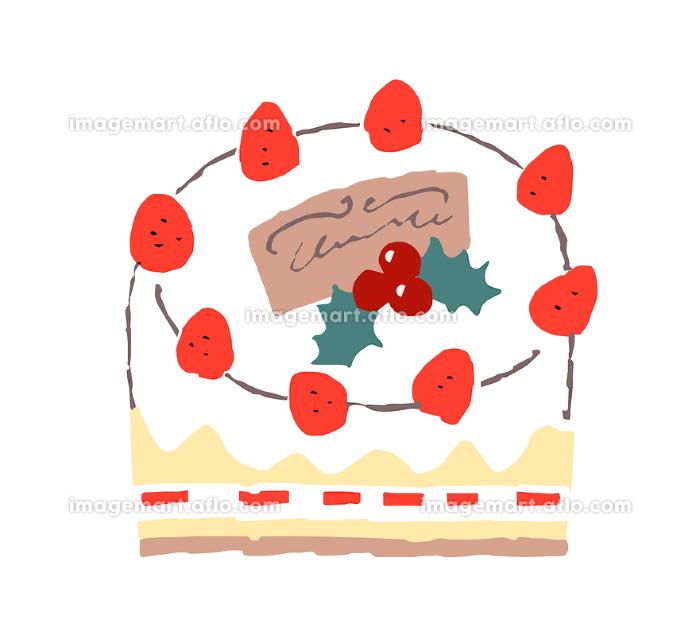 デコレーションケーキの販売画像
