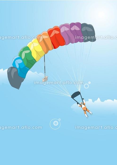 パラシュートの販売画像