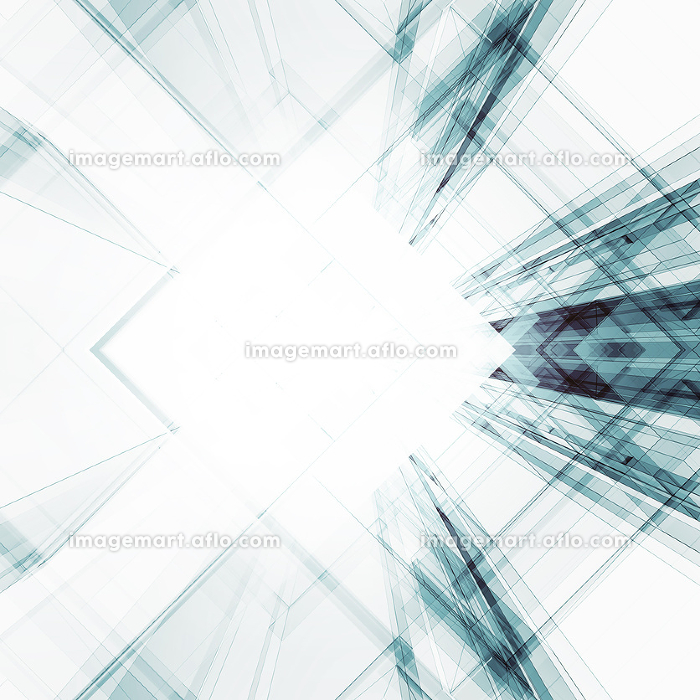 Abstract architecture background. 3d renderingの販売画像