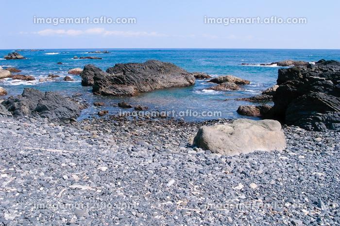海岸と入江と海の販売画像