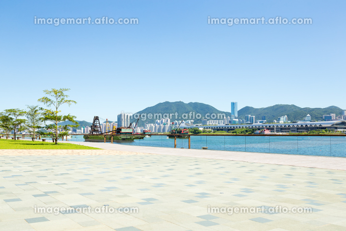 Seaside park in Hong Kongの販売画像