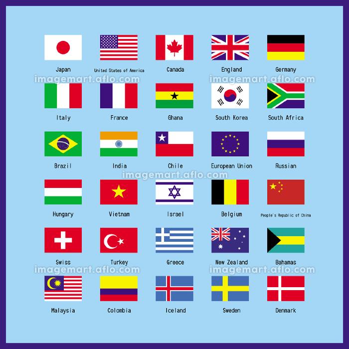 国旗 世界 一覧 の 世界の国旗一覧