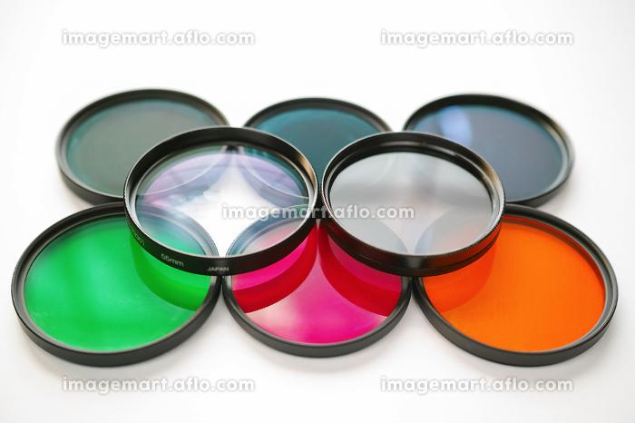カメラのレンズフィルターの販売画像