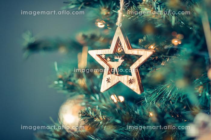Christmas tree decorationの販売画像
