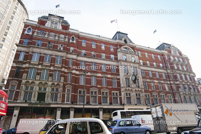 ロンドンのデパートの販売画像