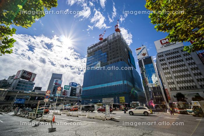 渋谷 再開発 2018年11月の販売画像