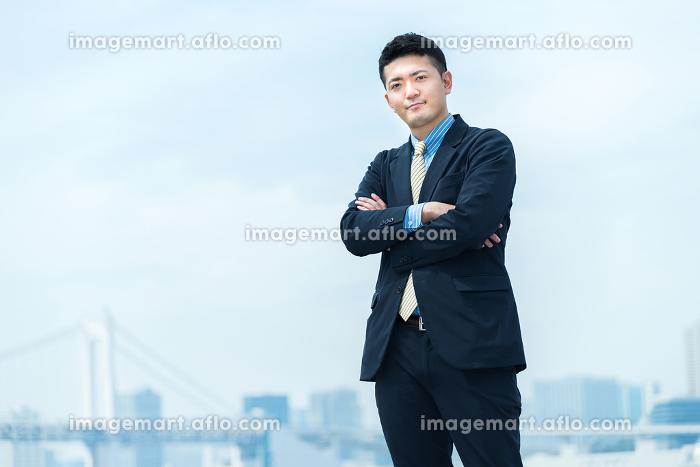 30代 男性 ビジネスイメージの販売画像