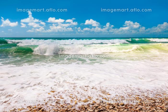 Beautiful sea landscapeの販売画像