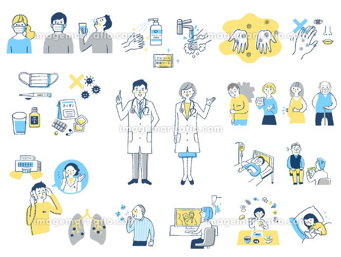 感染症イメージ2 セット
