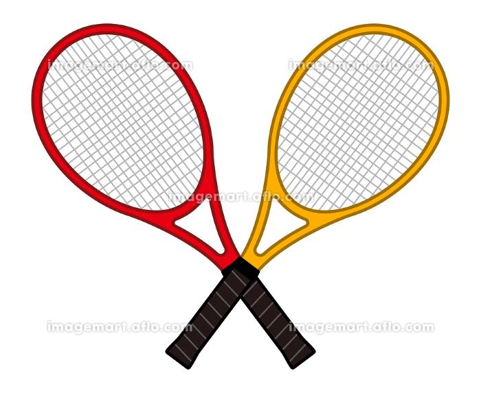 テニスラケットの販売画像